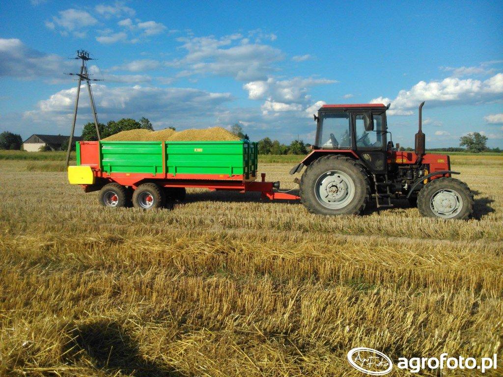 Belarus 952+Igamet