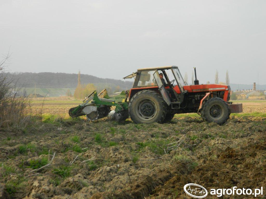 Ursus 1224 & Tolmet ASTAT 300