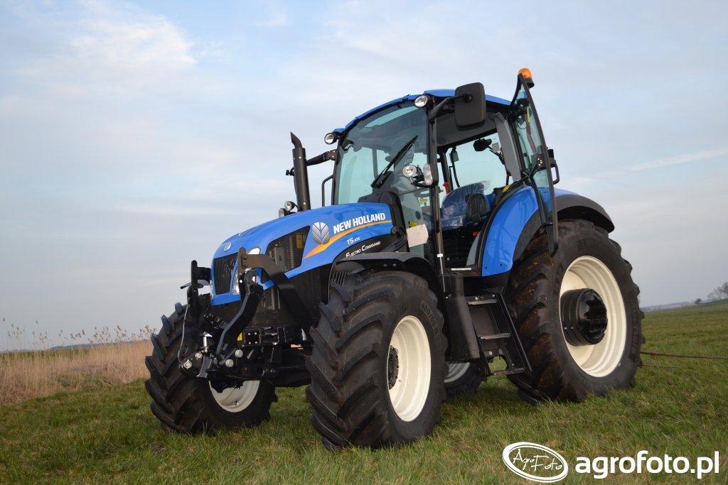 New Holland T5.105 EC