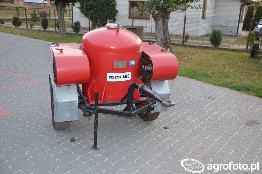 Agregat proszkowy AP-250