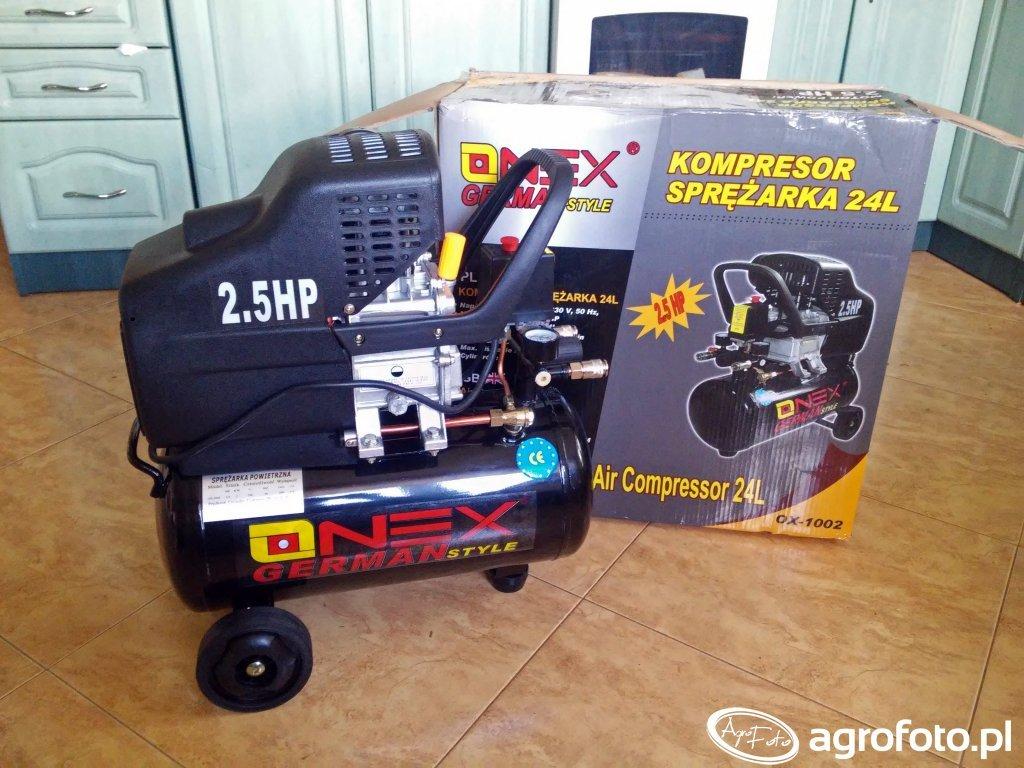 Kompresor 24 l