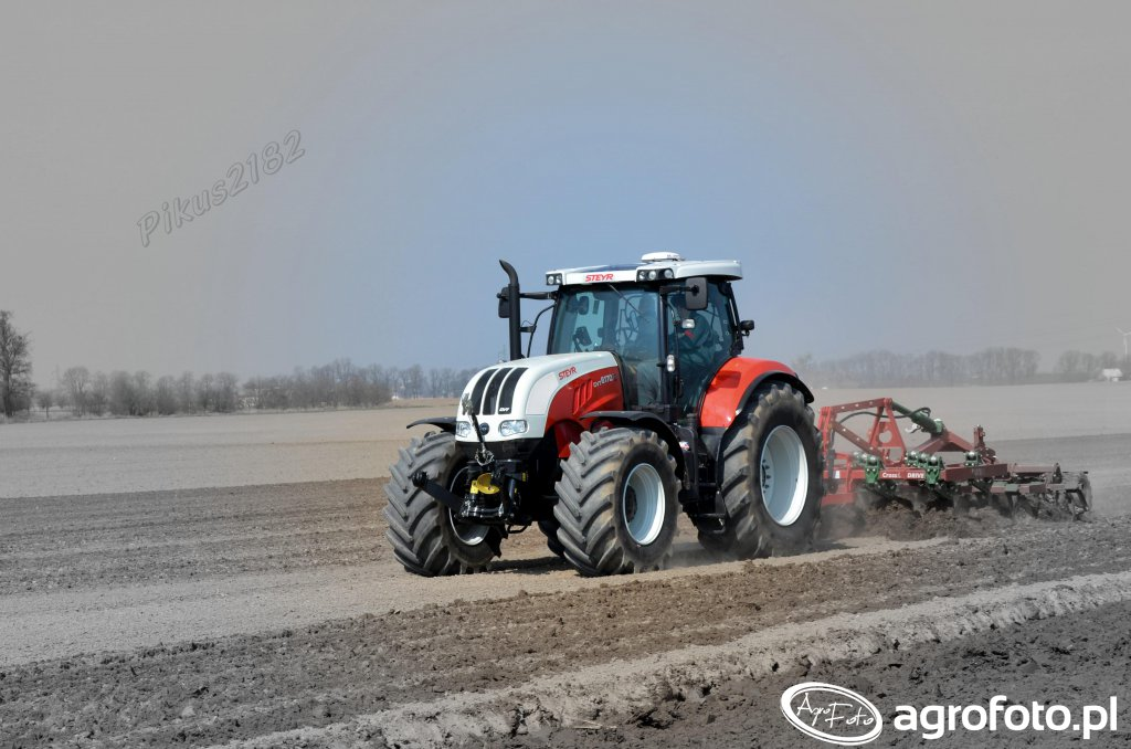 Demo Tour CASE IH / STEYR - Morsk 2015