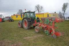 Fendt 312 Vario & Unia Group