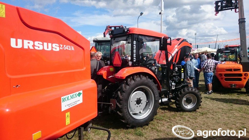 Międzynarodowe Dni z Doradztwem Rolniczym w Siedlcach
