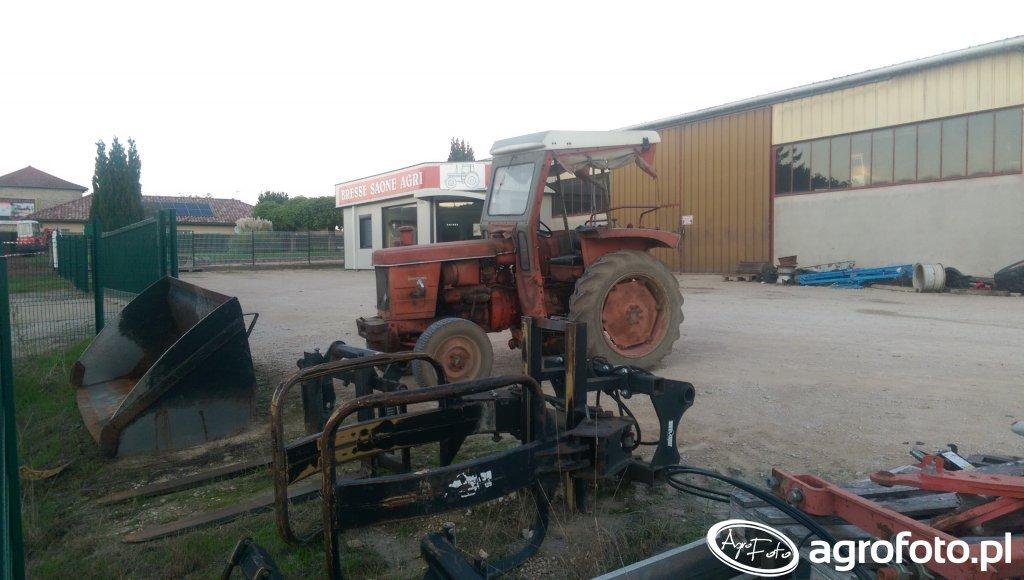 co to za traktor ? jaka marka ?