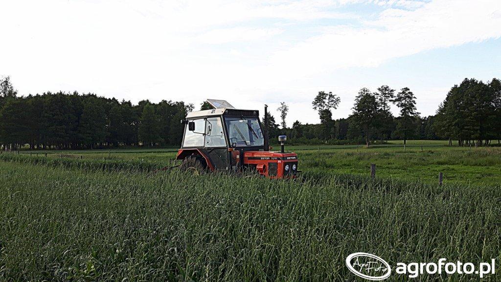 Zetor 7211 + Famarol Z105/1