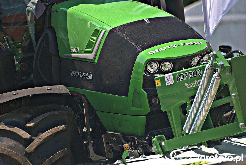 Deutz-Fahr 6180 TTV