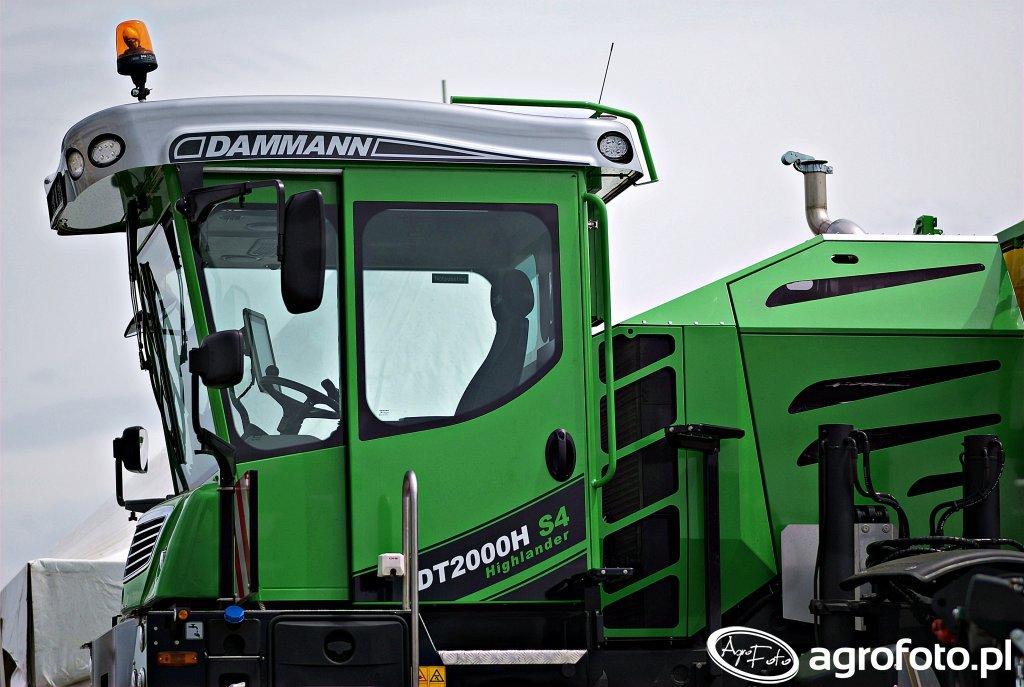 Dammann DT2000H S4 Highlander