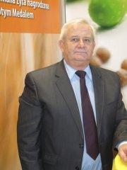 dr Edward Witkowski - autor odmiany pszenicy jarej przewódkowej Ostka Smolicka