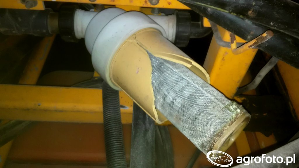 Filtr ciśnieniowy opryskiwacza