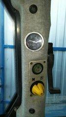 Wskaźnik ciśnienia pneumatyki Landini Legend 115