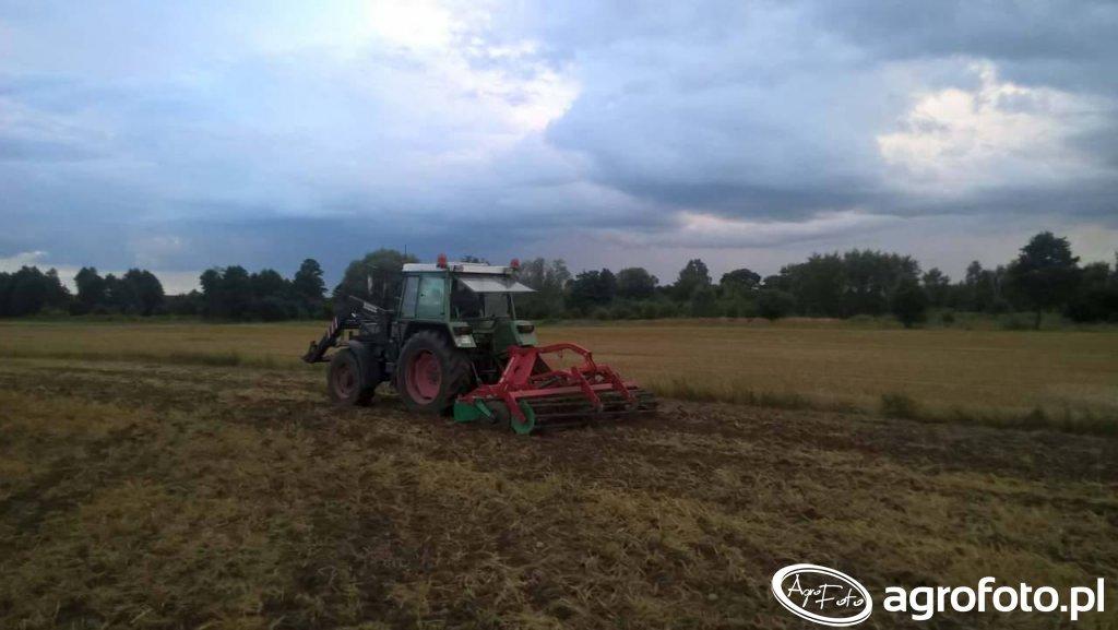 Fendt Farmer 306 LSA + Agromasz AT30