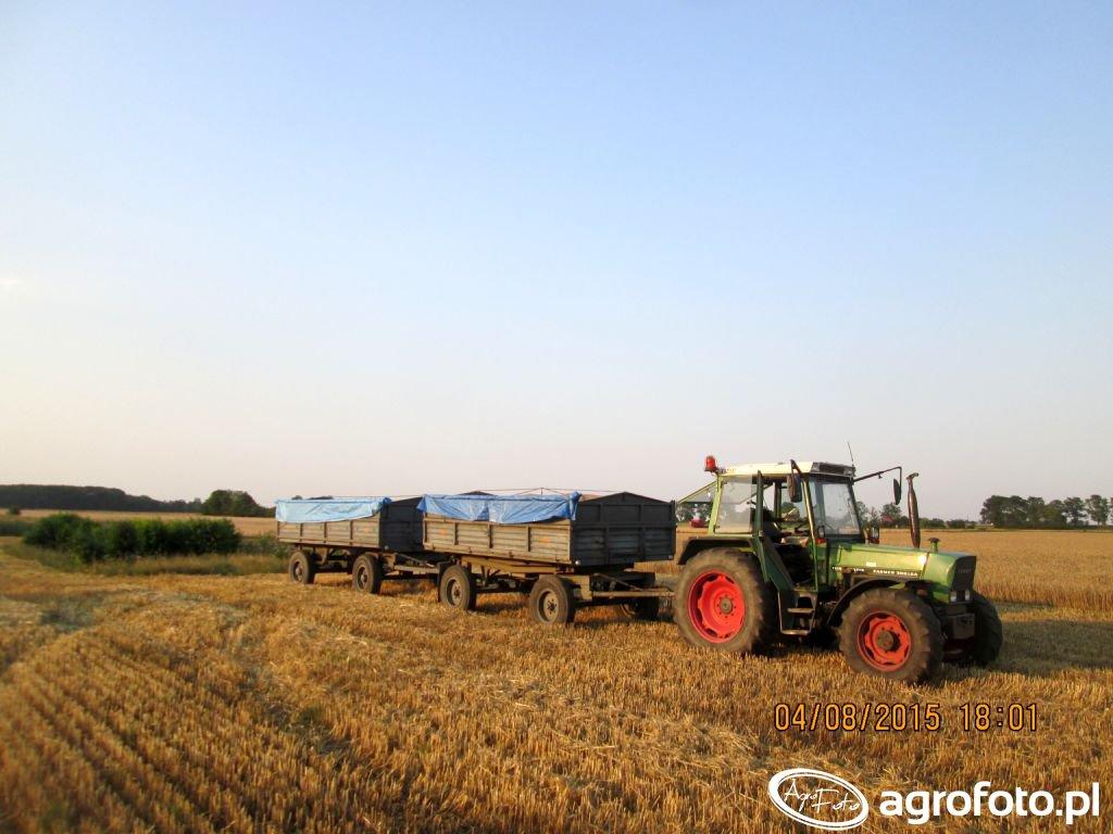 Fendt Farmer 306 LSA i D-47 + D-50