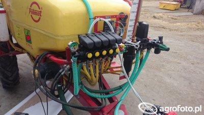 Blok elektrozaworów Pilmet