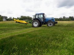 Landini Legend 115 + Pronar PDT300