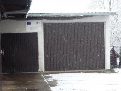 Garaż i przechowalnia