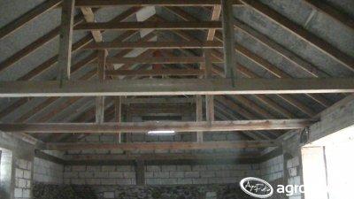 Konstrukcja Dachu Stodoły.