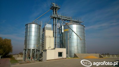 Suszarnia kukurydzy