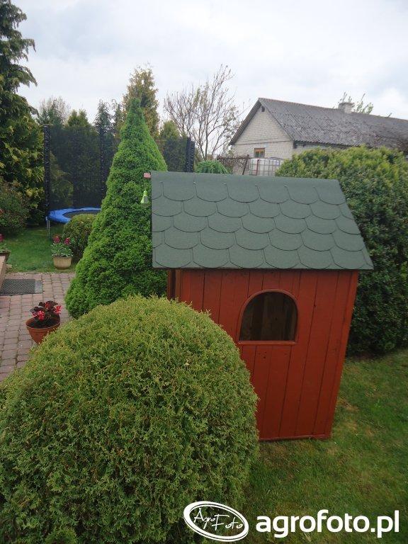 Ogród i domek