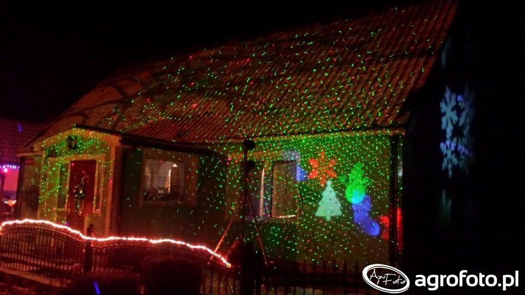 Oświetlenie świąteczne Części Domu Obrazek Fotka Zdjecie