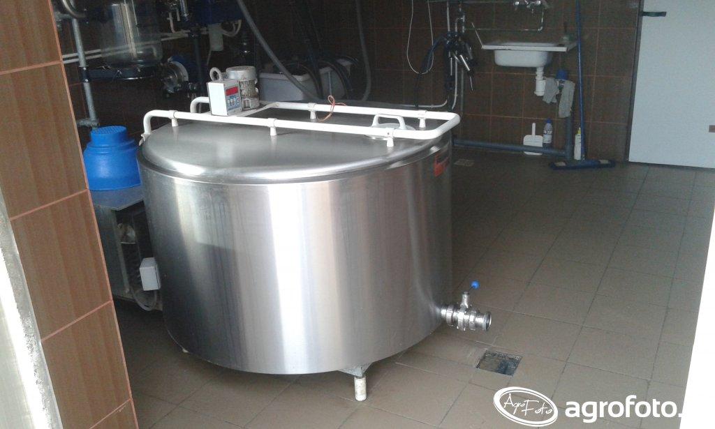 Schładzalnik do mleka Frigomilk 550L