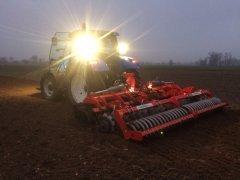 New Holland t6 175 & Agregat talerzowy Grano system 4.0m