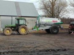 Agro-Max 8000 litrów.