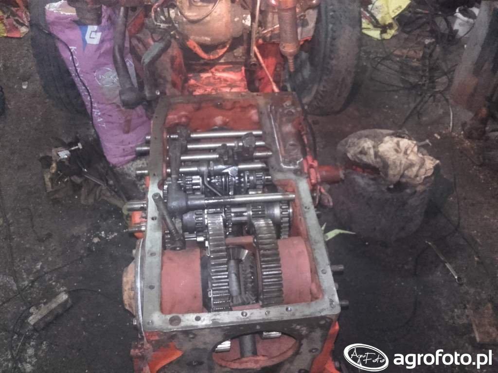 T25A1 Skrzynia biegów