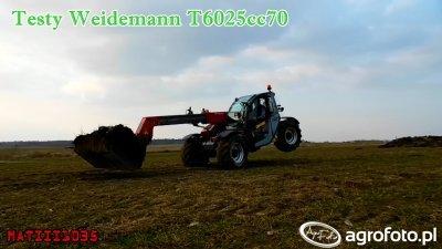 Weidemann T6025cc70