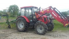 Pronar pwp530 + farmer 9258te