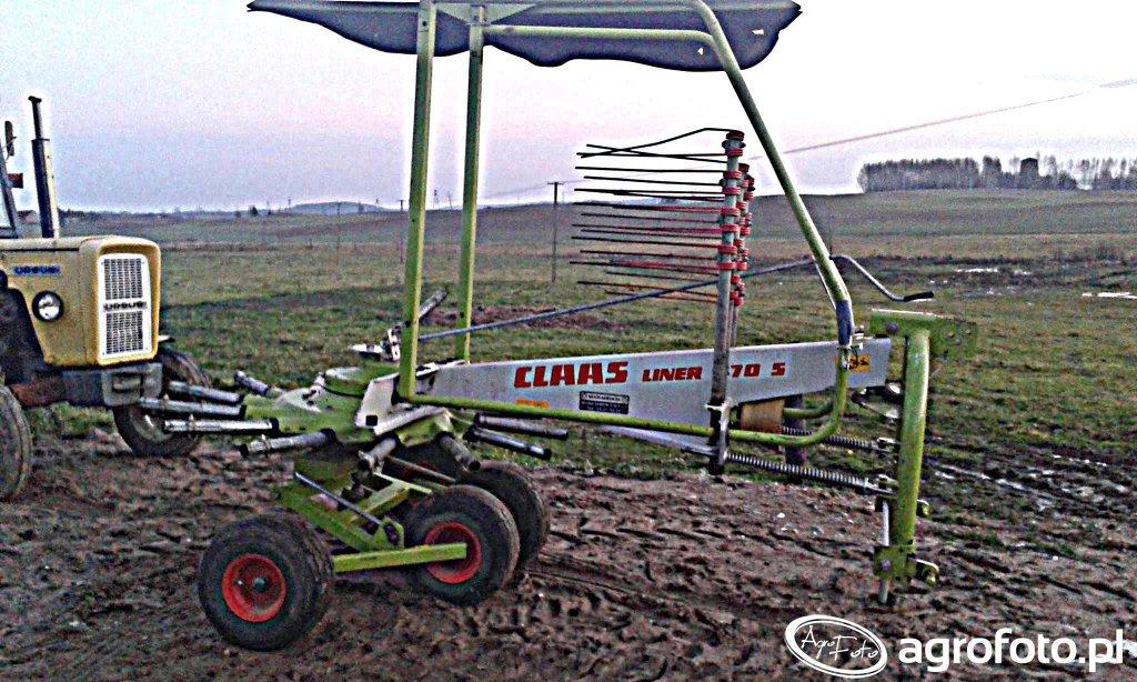 Claas Liner 470S