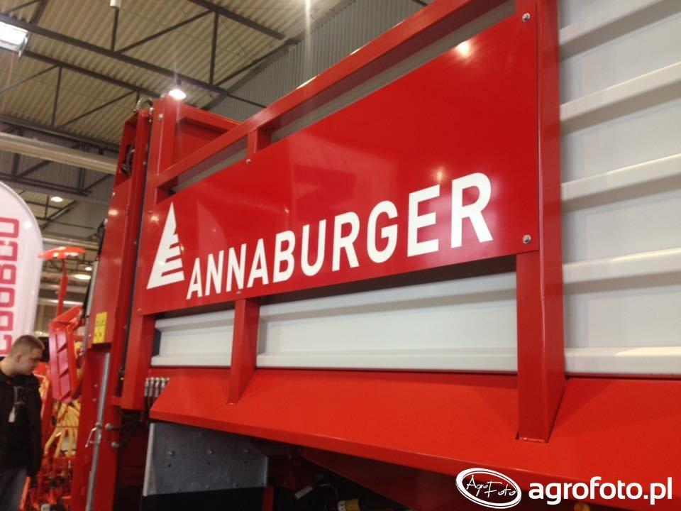 ANNABURGER na AgroShow 2017