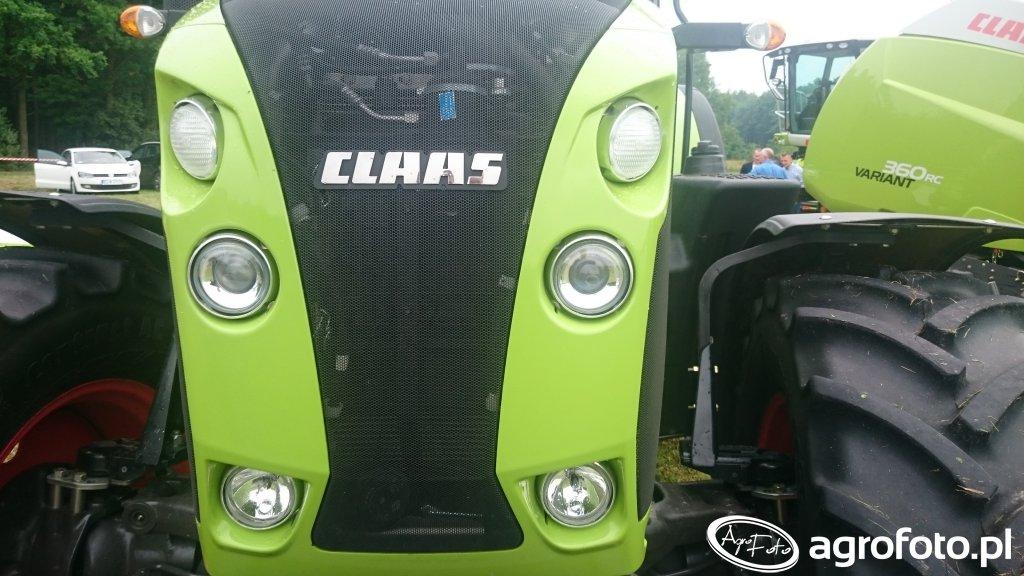 Pokazy firmy Claas