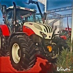 Steyr 4145 Agro Show 2016