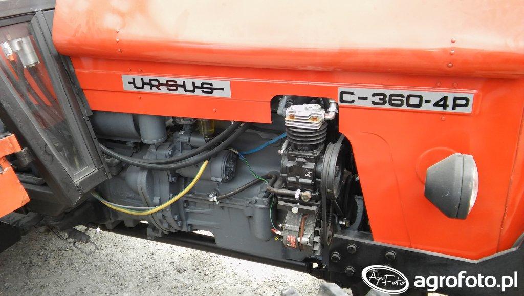 Ursus C-360 4P