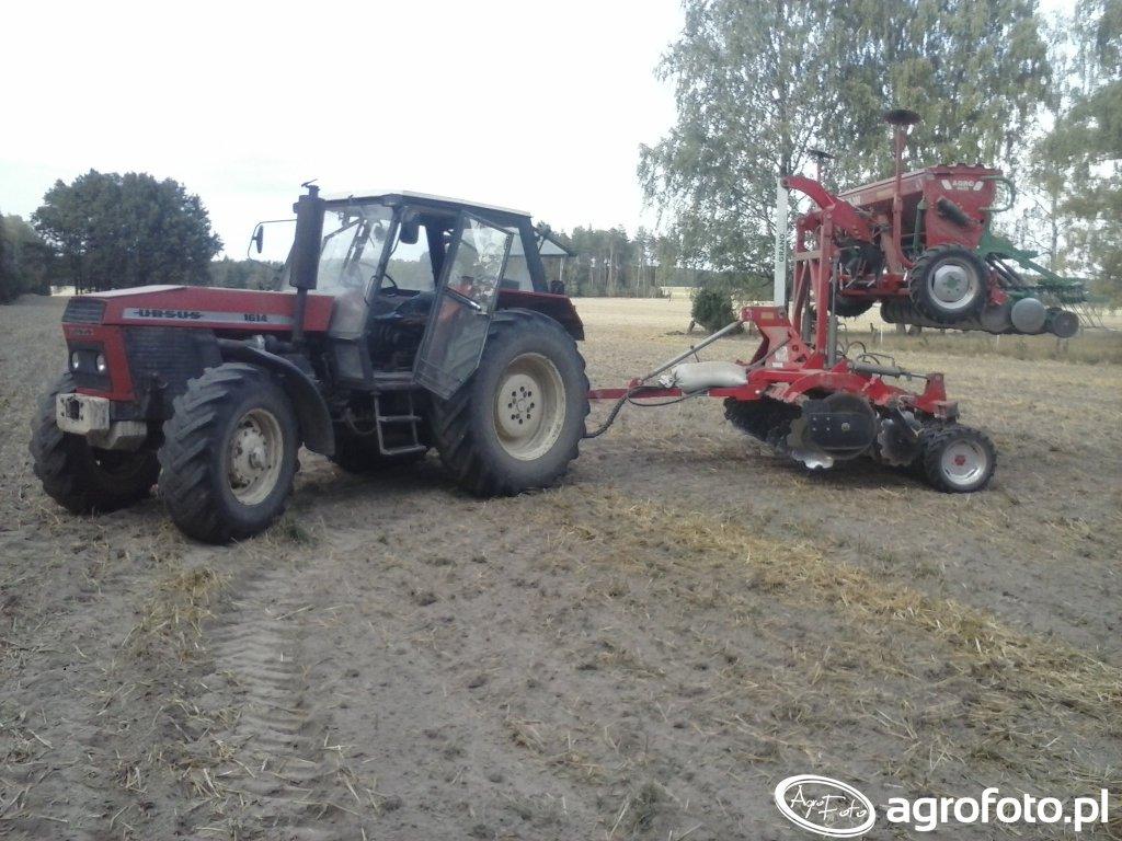 Zestaw uprawowo siewny Gomoła-Grano-AgroMasz