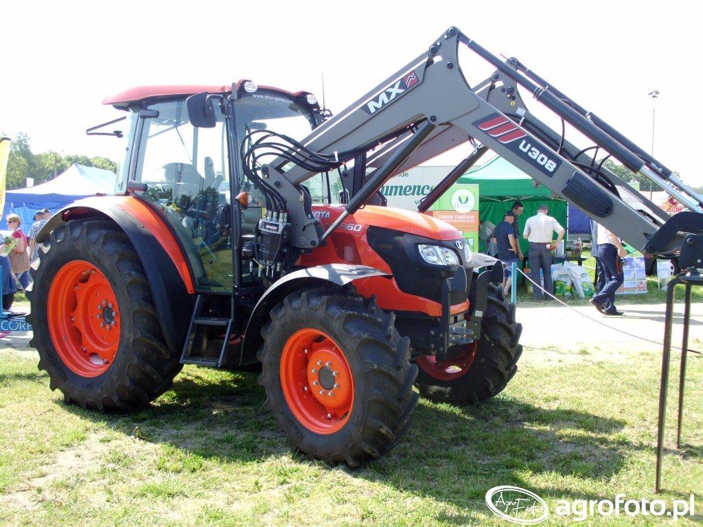 Kubota M9960