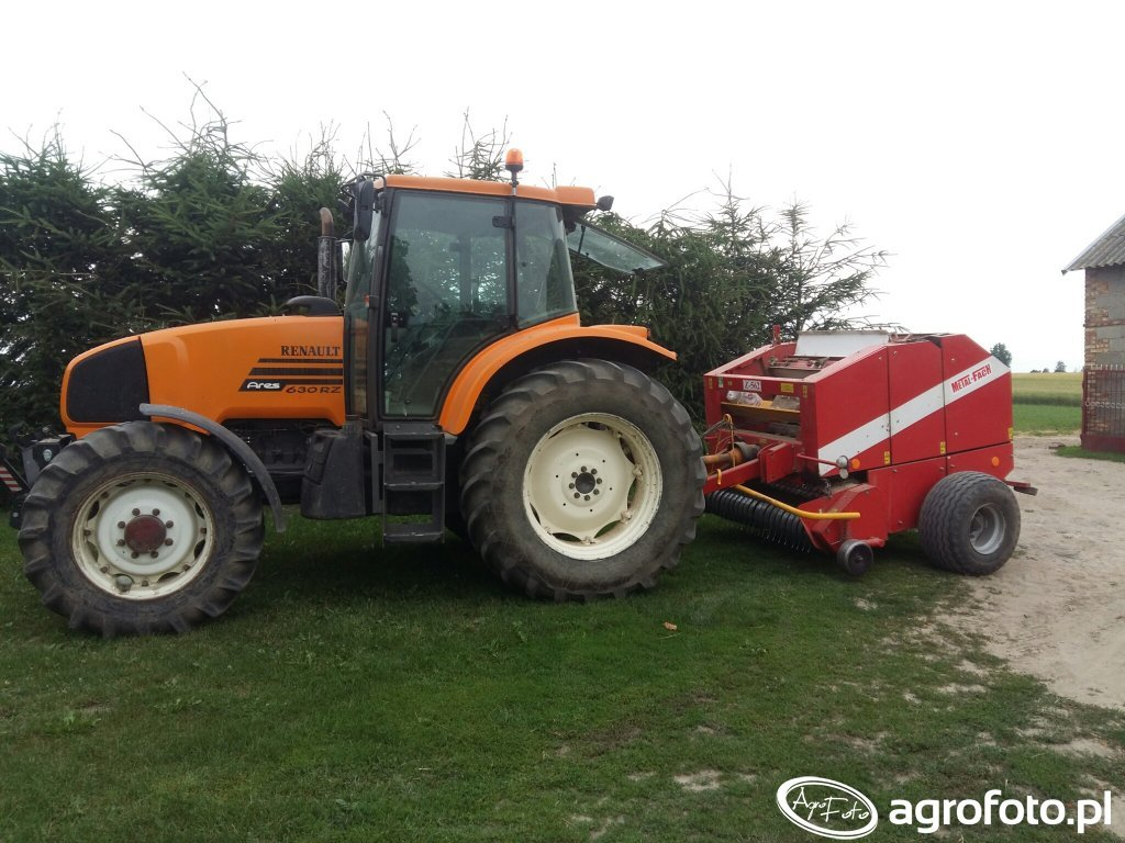 Ares 630 RZ i Metal Fach z562