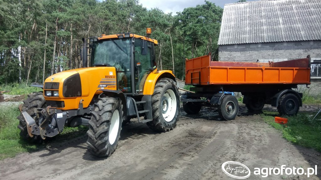 Renault Ares 620 rz d-55