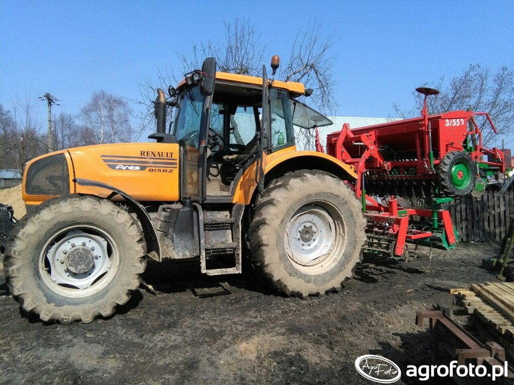 Renault ares 815RZ