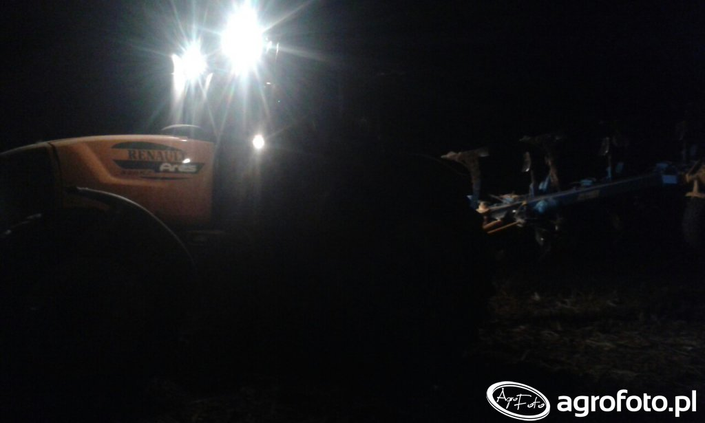 Renault Ares 826 \u0026 Bonnel