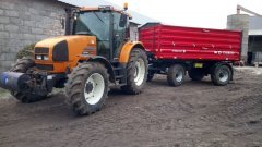 Renault Ares 620 rz Metal-Fach T711