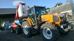 Renault Ares 620 rz & Sulky DPX 1503