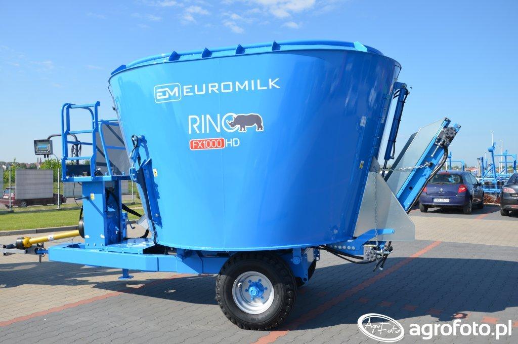 Euromilk Rino FX1000 HD seria Indywidual