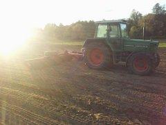 Wał posiewny Agro-Factory 6.2m