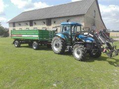Sipma PR 600 EKO & New Holland