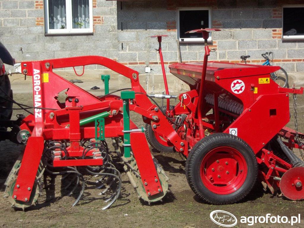 Agregat Agromasz AS3+Siewnik Famarol 350/3XL