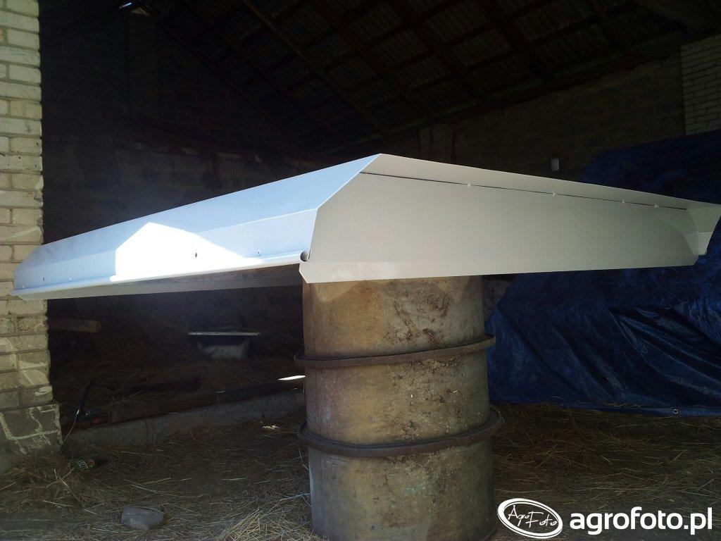 Dach kabiny mercatora 75