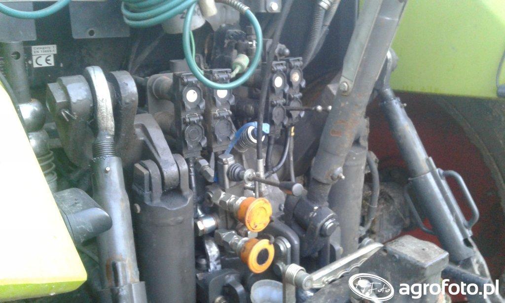 Dodatkowa hydraulika.