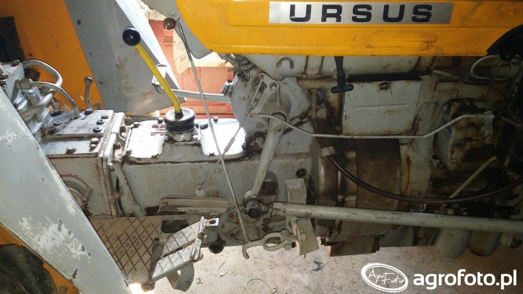 Hamulec ręczny Ursus C-330